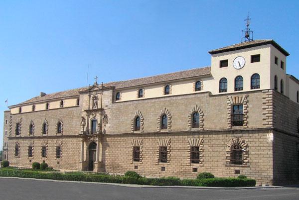 Hospital de San Juan Bautista (Through visual notes) - Fundación Casa Ducal d...